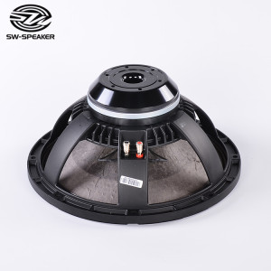 "High Quality 12"" neodymium powerful woofer speaker"