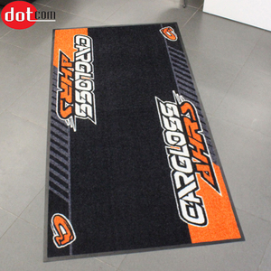 Brand new Custom Logo floor car Mats with high quality