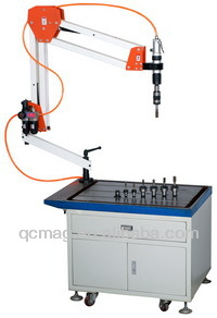 CNC drill and tapping machine