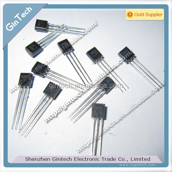 S8050 SOT23, LOW VOLTAGE HIGH CURRENT SMALL SIGNAL NPN TRANSISTOR