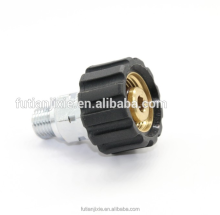 Pressure Washer 3/8 in. Female NPT x Female M22 Twist Disconnect Coupler