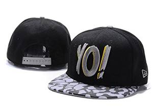 272b9c344da Get Quotations · The Yo MTV Rap Logo Exclusive NEW Arrivals Game Authentic  Collection On Field Fitted Snapback Cap