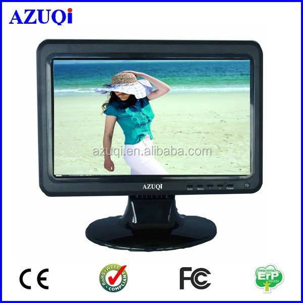 Economic style widescreen10 inch1024x600 electronics monitor