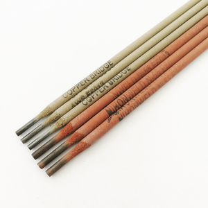china High quality low carbon steel welding electrode rods AWS E6013 J421production line