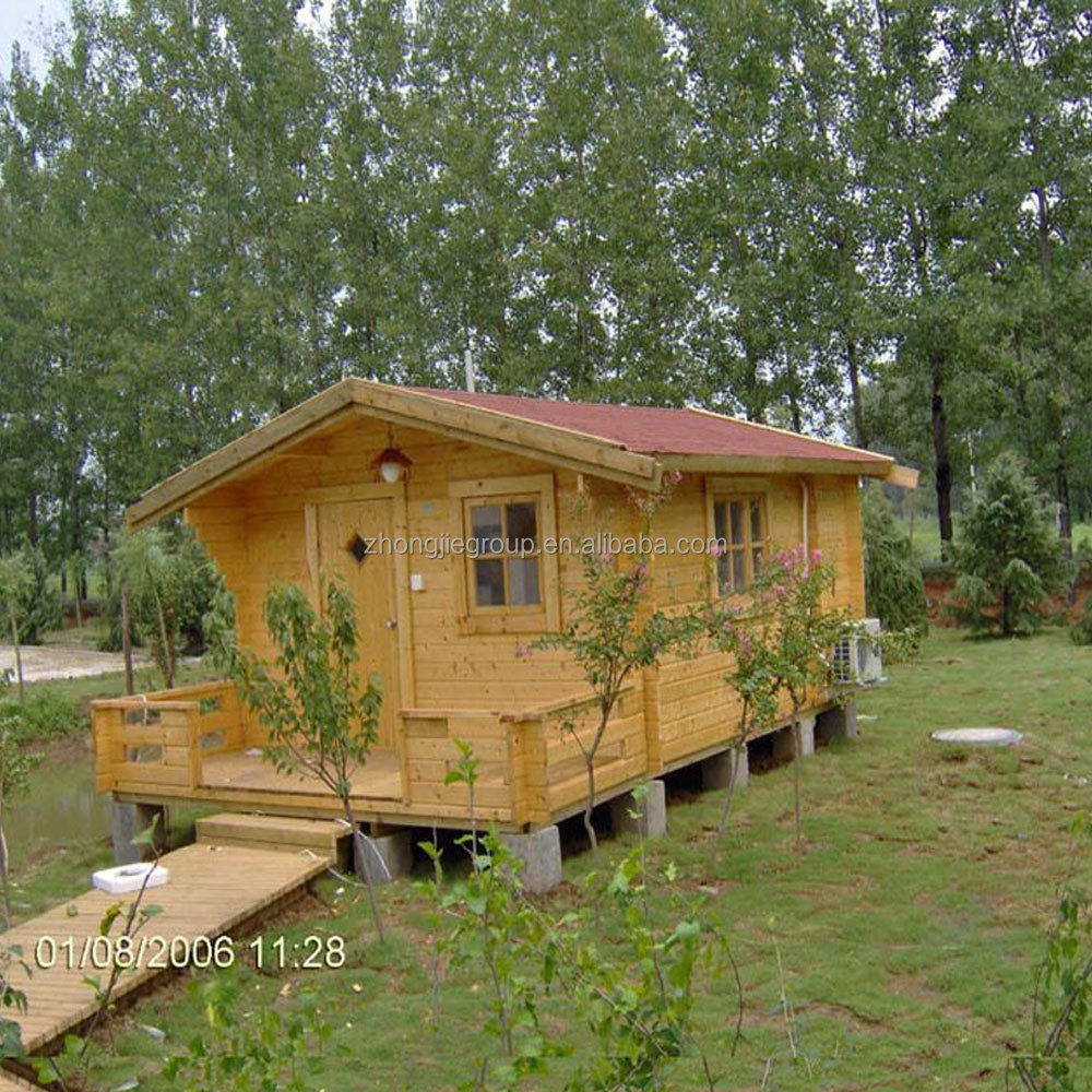 high quality new luxury wood houses china price prefabricated hotel building