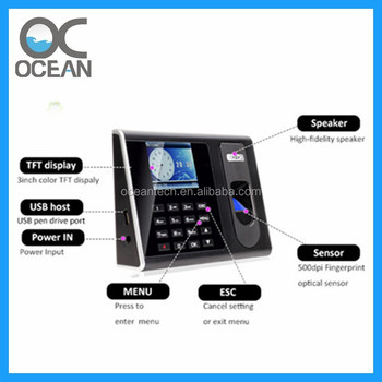 fingerprint biometric reader user manual and fingerprint time rh alibaba com fingerprint access control & time attendance system manual fingerprint attendance system v301 manual
