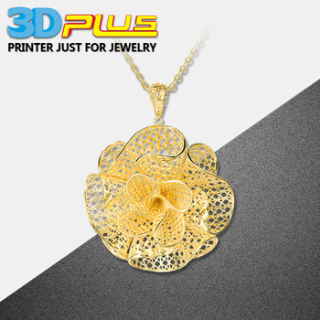 Newest Fashion Top Selling Dlp 3d Printer Printing Casting Hollow Designing  Gold 3d Jewellery Necklace - Buy 3d Jewellery Necklace,3d