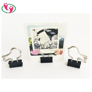 Novelty Bird Shape Binder Clip