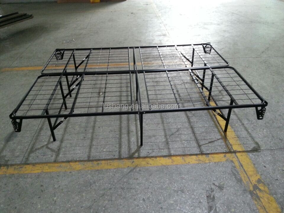 Highrise Cama Plegable De Metal Marco 14 \