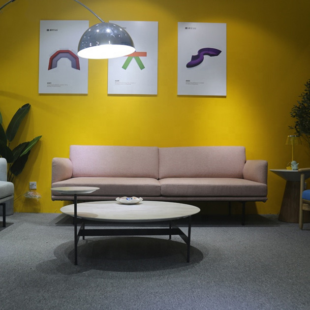 Pink gold stainless modern sofa set design in karachi minotti sofa for  drawing room furnitures house simple design sofa set