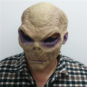 masks halloween /man party cosplay masquerade rubber mask