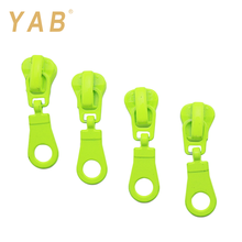 YAB Wholesale Personalized Decorative Customized Size Home Textile Zipper Pulls Sliders