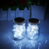 Short Firefly Decorative Micro Rice Fairy String Lights 1M 2M CR2032 Cell Battery operated Copper Silver Starry lights