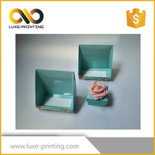 Sweet lovely paper box for candy packaging