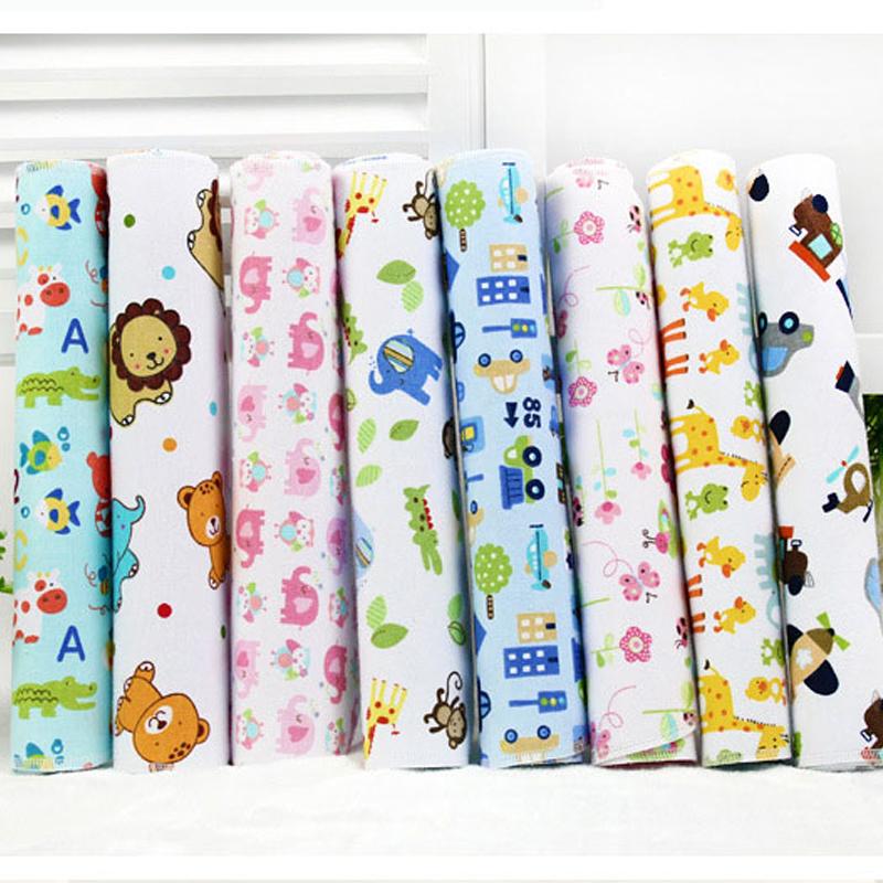 Sweat Towels Sign: Children Absorb Sweat Towels Mat Towel Gauze All Cotton