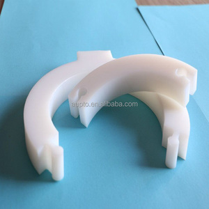 wear resistant cnc engineering plastics of HDPE parts UHMWPE machined parts