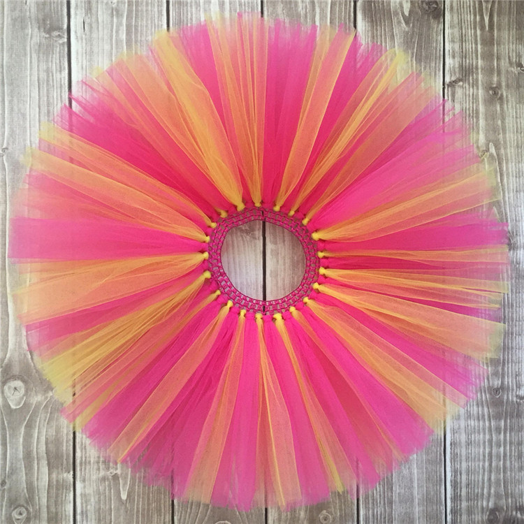 Baby Girls Smash Cake Tutu Skirt