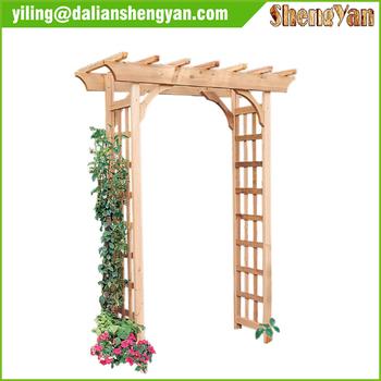 d corative ext rieure jardin arche en bois buy jardin arche en bois en bois arc arc product on. Black Bedroom Furniture Sets. Home Design Ideas