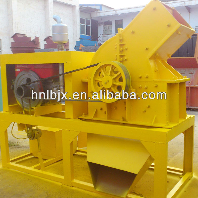 China Hot Selling High Efficiency Hammer Crusher Model Pc600*400 ...