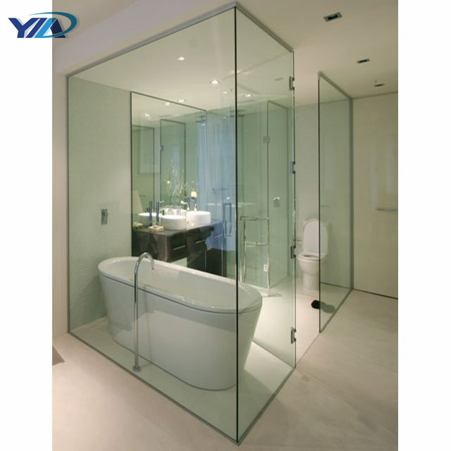 Partition For Bathroom Property Glass Partition For Bathroom Bathroom Gl Partition Akiozgl .