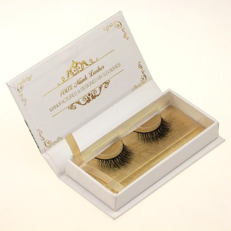 Wholesale 3d Mink Lashes Own Brand Mink Eyelashes Custom Eyelash ...