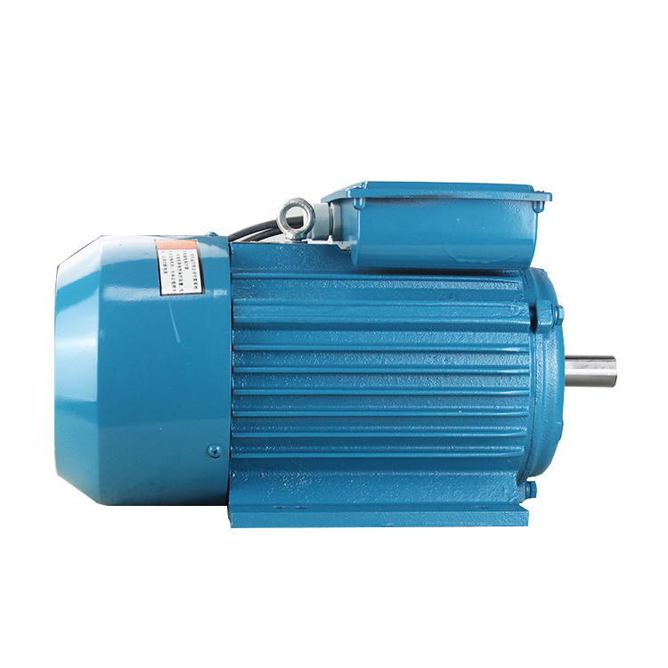 High rpm high speed ac electric motor 2.5kw
