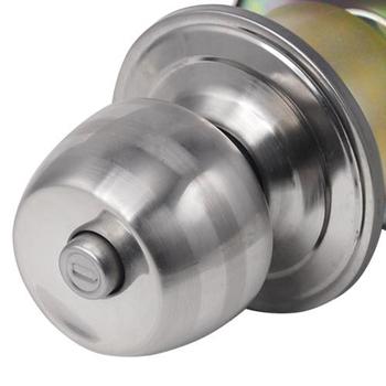 Old Round Aluminum Wooden Door Lock Knob Handle Buy Round Knob