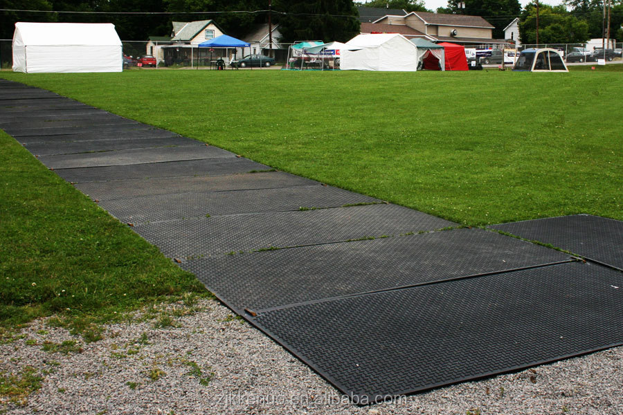 high-performance uhmwpe road mat /outdoor ground protection mat