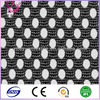 100 poly mesh fabric hexagonal mesh hole mesh for bag lining