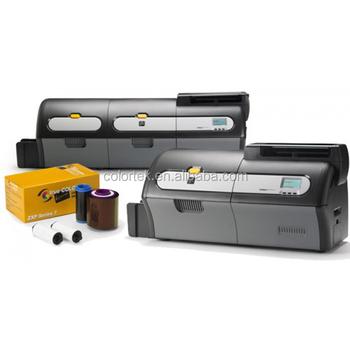 Zebra Zxp Series 7 Dual Sided New Model Plastic Card Printer Buy Zebra Zxp Series 7 Printer Zxp7 Printer Zebra Card Printer Product On Alibaba Com