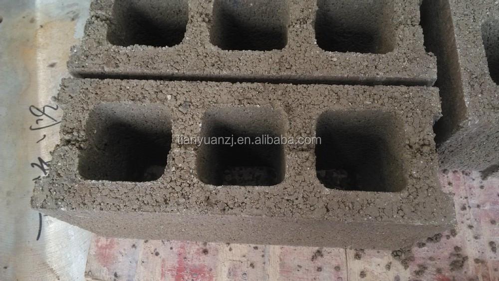 Qtj 4 26dn Concrete Brick Moulding Machine And Hollow