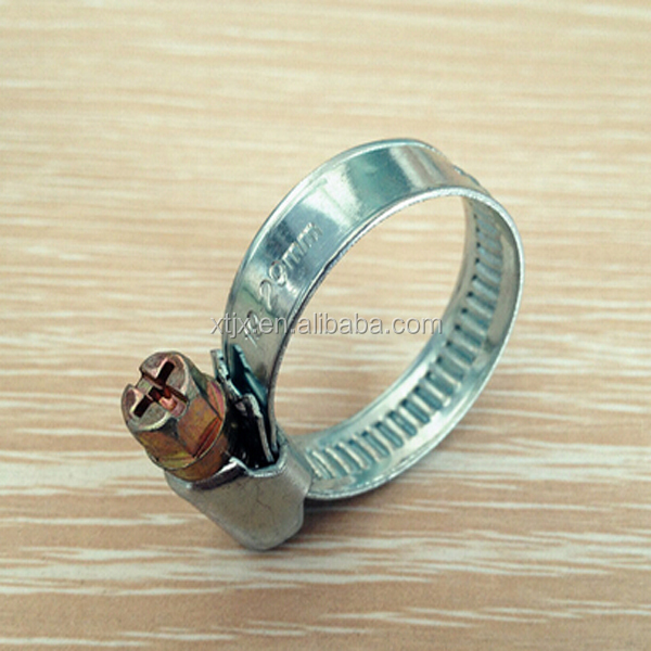 Suit to US market pipe clamp .hose clamp