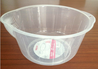 BPA free Food grade plastic rice washing basket