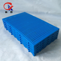 Pig/sheep/goat farm use floors pig plastic slats floors goat farm1000*600*50 mm