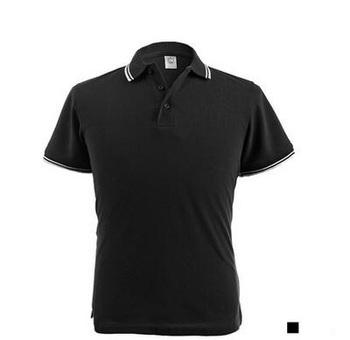 Xxxxl Camisas 95 Cantidad Negro 5 La Spandex T Algodón Bajo Polo qxgwr7Aq0