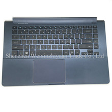 High quanlity For Samsung NP900X4C NP900X4D Laptop Keyboard US dark blue