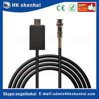 new products 2016 electronic equipment 2m cable security cctv ccd camera bnc to usb converter cable support Windows 7/XP/Vista
