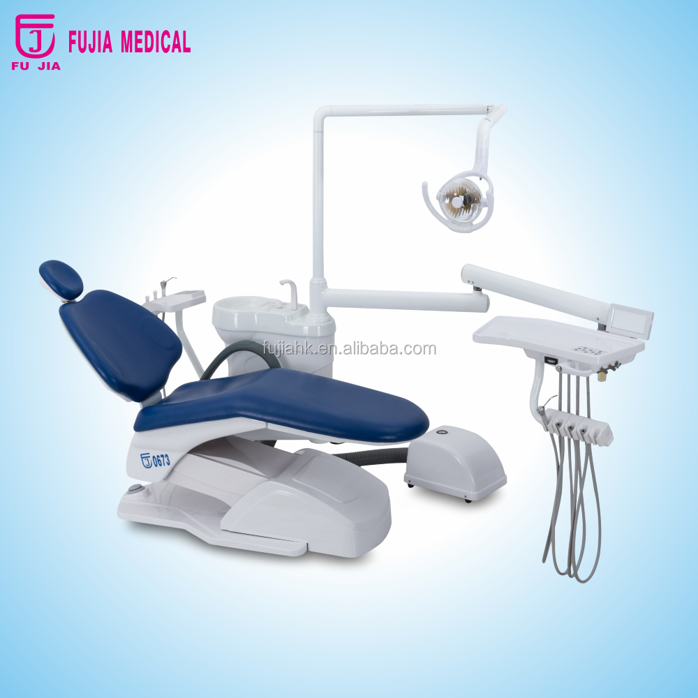 Fujia has Medical oral dental chair dental chair unit price beautiful dentist chair
