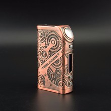 2018 Newest Tesla Nano 120 watt box mod in stock fast delivery from Teslacigs manufacturer