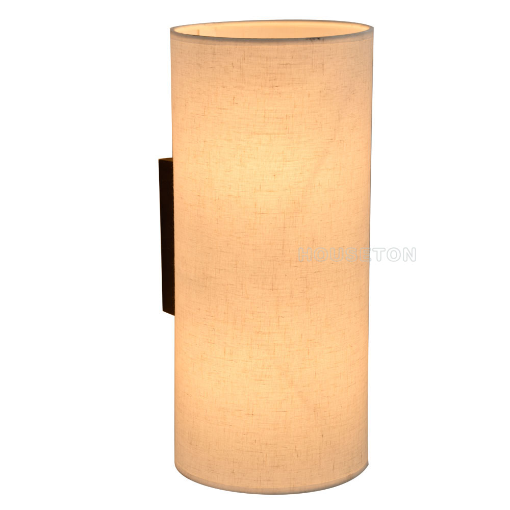 CE modern indoor decorative fabric wall lamp,Indoor decorative fabric wall lamp,Fabric wall lamp W1054
