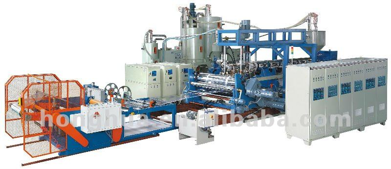 PET Sheet Extruder Extrusion line