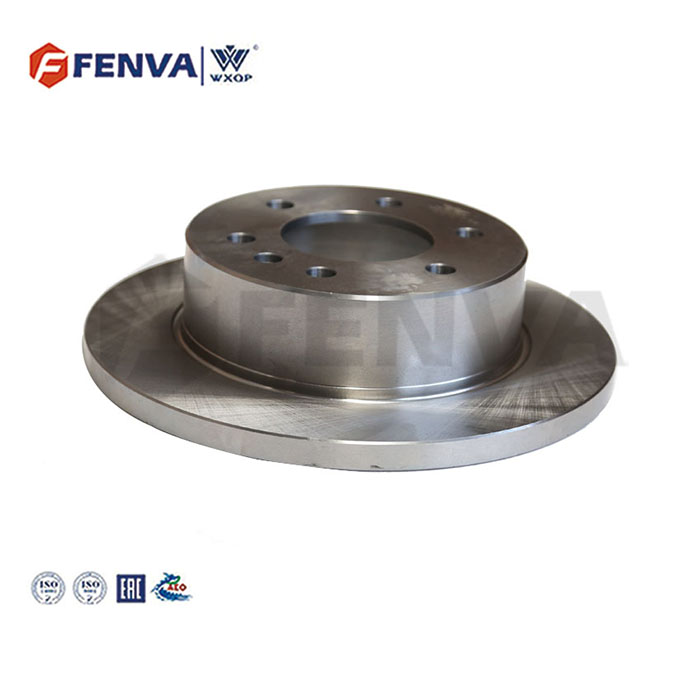 Tp03B Auto Front Rear Iso Certificate Pneumatic 9064230012 Mercedes Sprinter 906 Actros Disc Brake Rotor Cover Factory