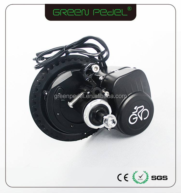 Green Pedel/OEM TSDZ2 torque sensor integrated 250watt crank motor e bike China