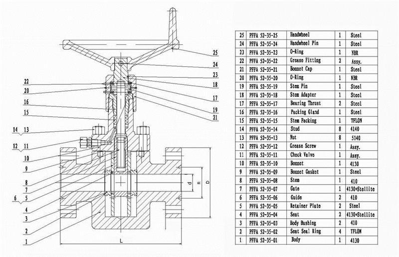 multifunctional rising spindle gate valve with high quality buy rising spindle gate valve cameron manual gate valve type f & fc cameron manual gate valve model fl