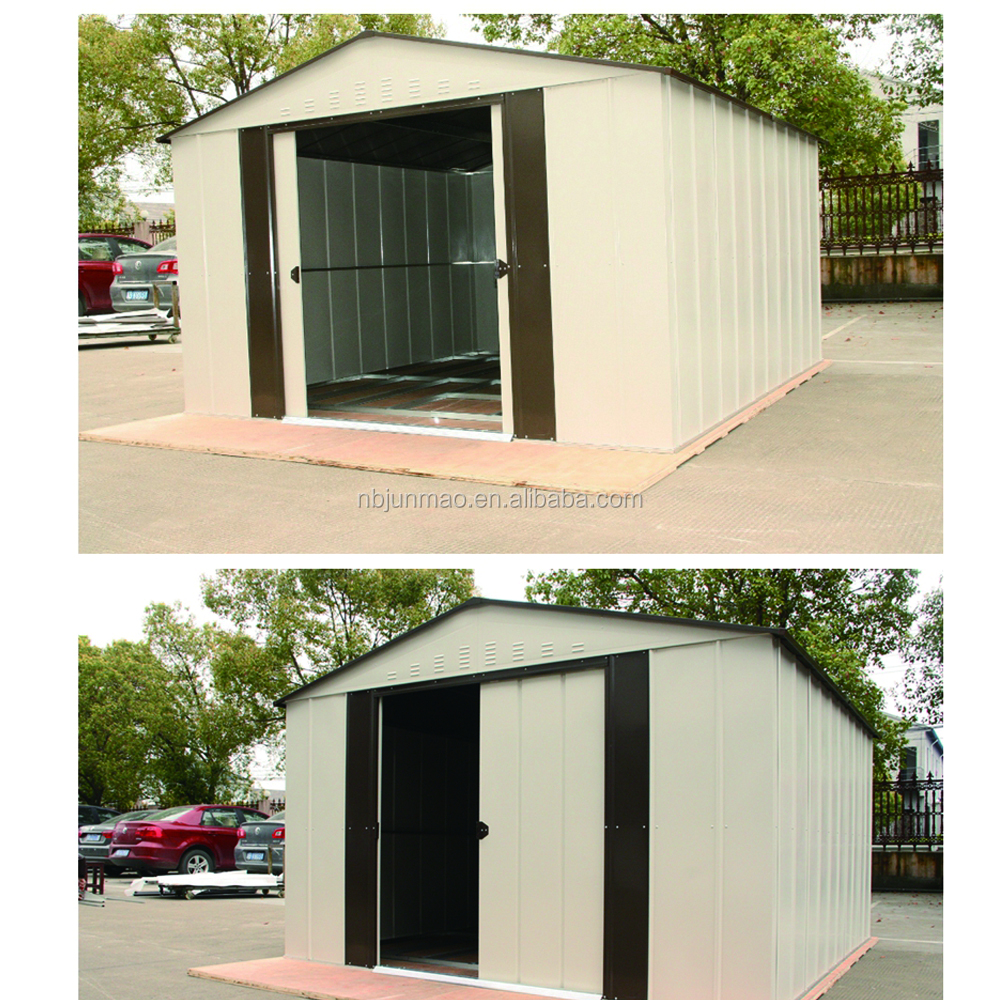 Cheap Sale China 2017 Used Storage Sheds Sale, Garden Sheds Metal For  Garden House