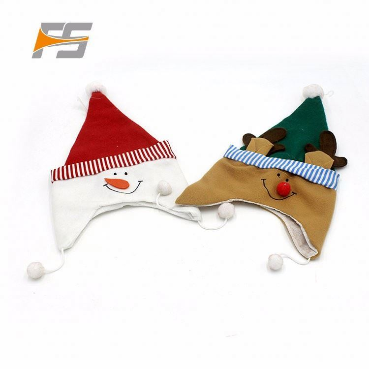Manufacturer Supply Christmas Foam Cowboy Hat