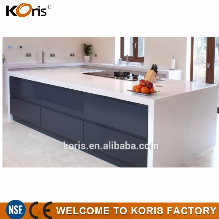 Pure Acrylic Solid Surface Sheets Korean Solid Surface Table Top