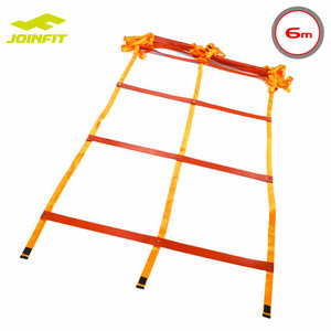 JOINFIT Adjustable Speed Double Agility Ladder with Free Carry Bag