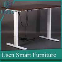 standing office depot height adjustable desk