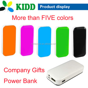 Kiddpower excellent quality CE ROHS power bank, power bank 5200